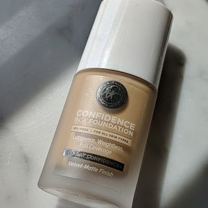 It cosmetics confidence in a foundation brand new